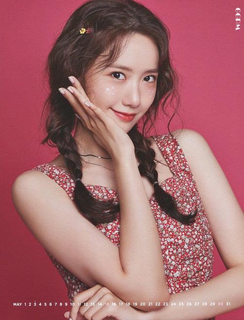 Idol Hàn 'bùng nổ nhan sắc' khi để tóc xoăn tít như mì tôm - Ảnh 6