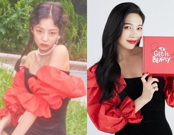 Jennie - Joy khác phong cách nhưng hay đụng hàng - Ảnh 3
