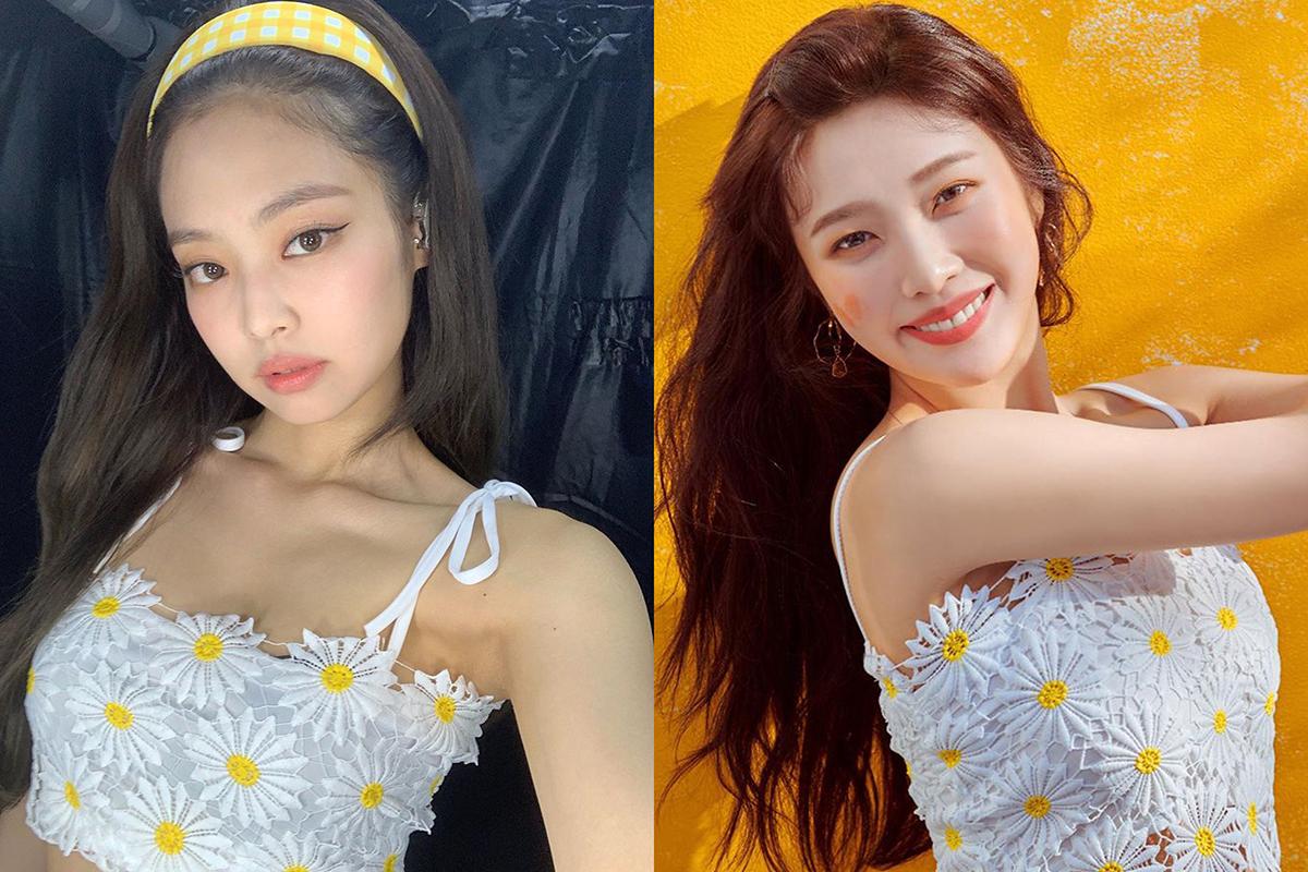 Jennie - Joy khác phong cách nhưng hay đụng hàng - Ảnh 5