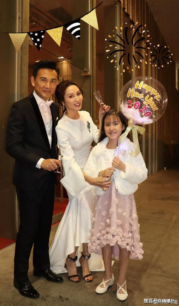 Phận đời 4 mỹ nhân TVB cùng tên Doanh: người giàu sang phú quý, kẻ quy y cửa Phật - Ảnh 3