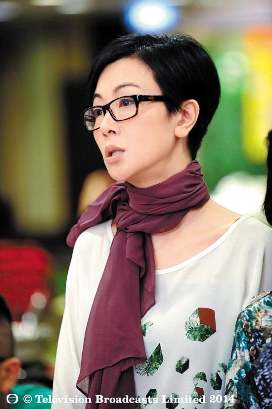 Phận đời 4 mỹ nhân TVB cùng tên Doanh: người giàu sang phú quý, kẻ quy y cửa Phật - Ảnh 9
