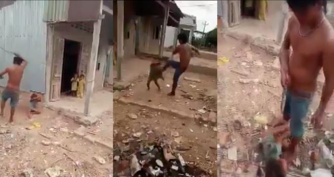 Điều tra nam thanh niên đánh đập tàn nhẫn con gái 6 tuổi ở Sóc Trăng - Ảnh 2