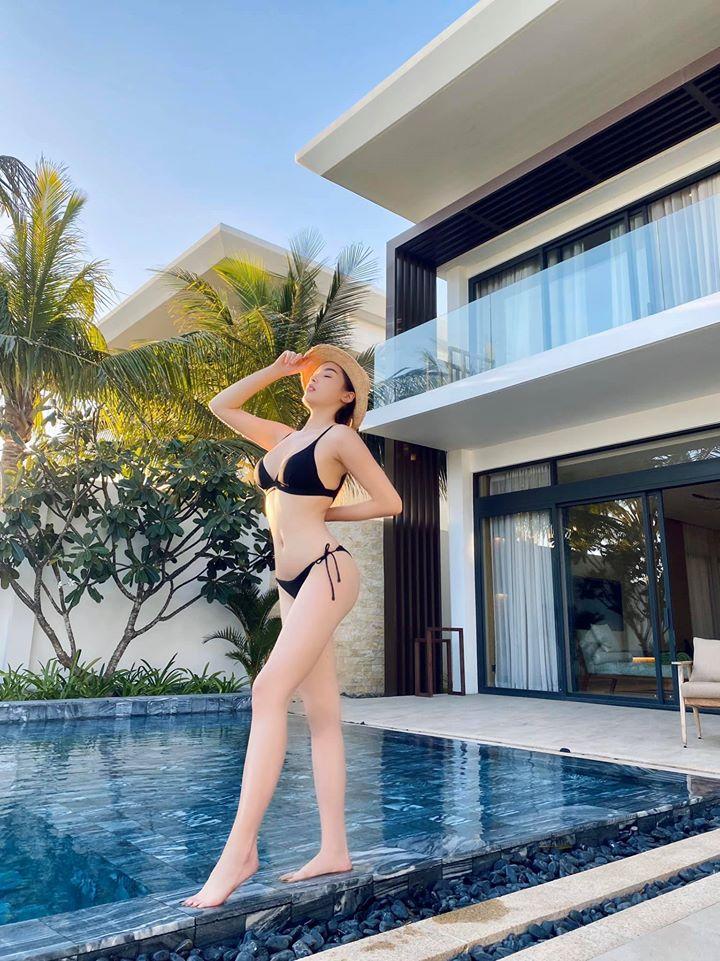 Hoa hậu Kỳ Duyên bị khơi quá khứ phì nhiêu, vòng 2 to ngang ngửa vòng 1 - Ảnh 10