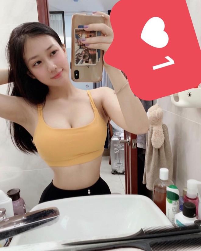 Ngắm vẻ nóng bỏng của dàn hot girl Việt chiếm sóng MXH Trung Quốc - Ảnh 7