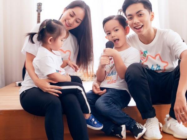 Có con lớn nhưng chưa tổ chức lễ cưới, sao Việt có cuộc sống vạn người mơ mặc dù chưa 'danh chính ngôn thuận' - Ảnh 3