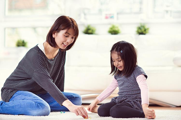 7 bước nói chuyện với trẻ - Ảnh 1