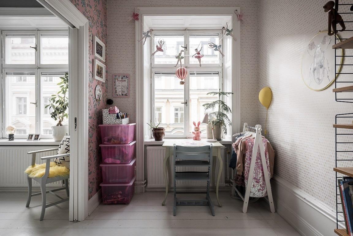 Căn hộ rộng 73m² sáng bừng với tông màu hồng phấn ngọt ngào đan xen nét cổ điển đặc trưng - Ảnh 12