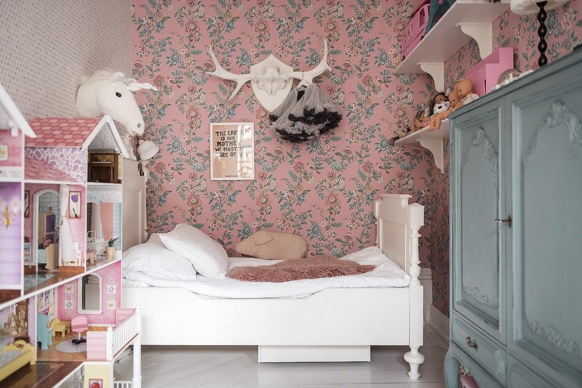 Căn hộ rộng 73m² sáng bừng với tông màu hồng phấn ngọt ngào đan xen nét cổ điển đặc trưng - Ảnh 13