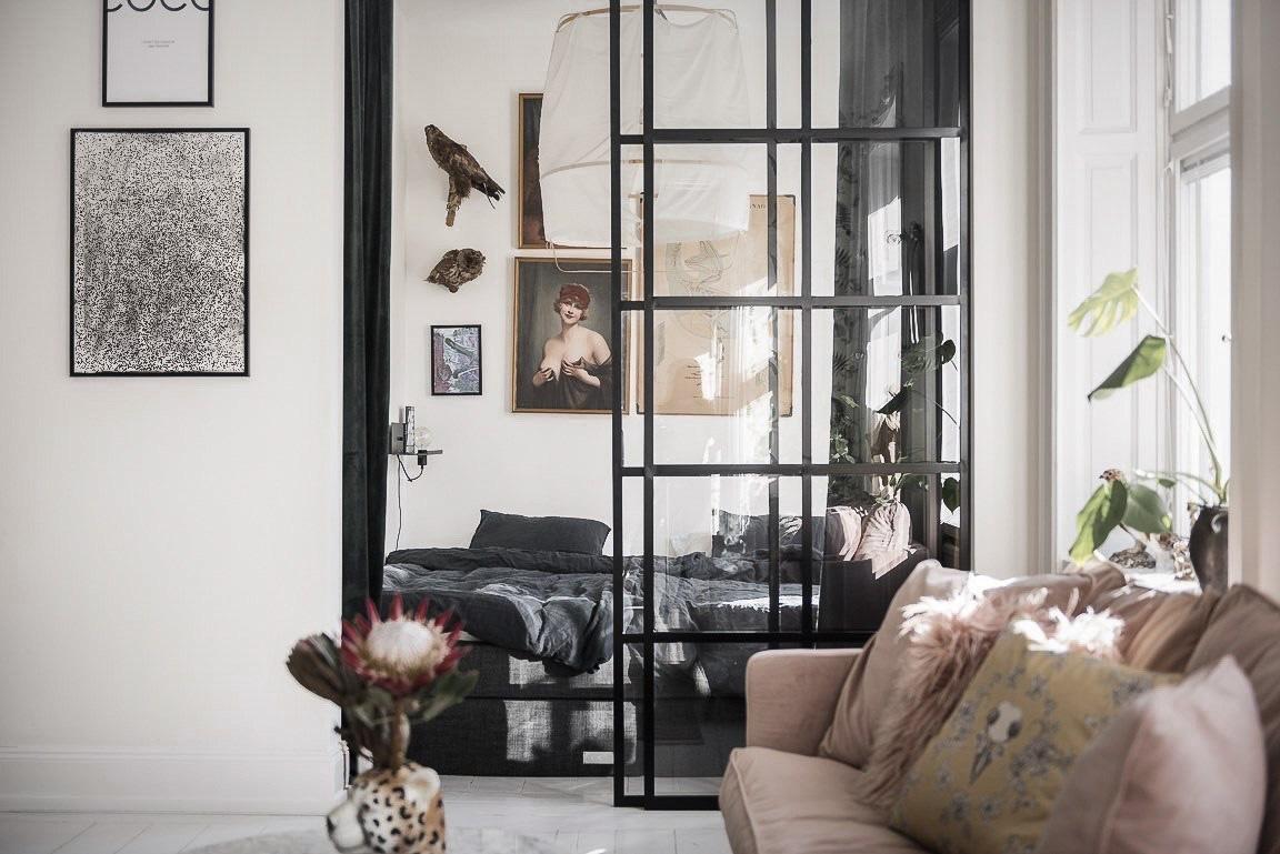 Căn hộ rộng 73m² sáng bừng với tông màu hồng phấn ngọt ngào đan xen nét cổ điển đặc trưng - Ảnh 6