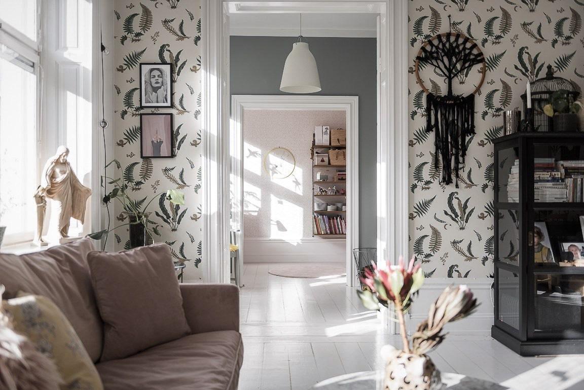 Căn hộ rộng 73m² sáng bừng với tông màu hồng phấn ngọt ngào đan xen nét cổ điển đặc trưng - Ảnh 10