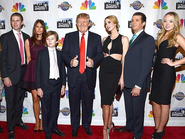Nguyên tắc dạy con '3 không' rất hiệu quả của tổng thống Donald Trump - Ảnh 1