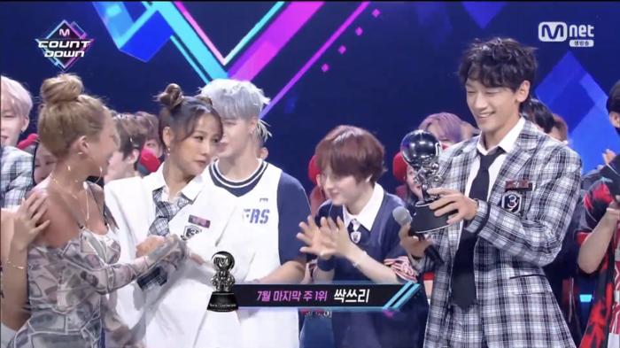 Đánh bại Jeon Somi, SSAK3 thắng cúp đầu tiên: Teen Top, Jessi - AB6IX và loạt idol quẩy banh sân khấu cùng Lee Hyori - Bi Rain - Ảnh 3