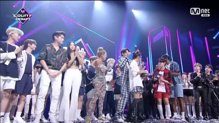 Đánh bại Jeon Somi, SSAK3 thắng cúp đầu tiên: Teen Top, Jessi - AB6IX và loạt idol quẩy banh sân khấu cùng Lee Hyori - Bi Rain - Ảnh 4