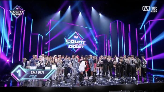 Đánh bại Jeon Somi, SSAK3 thắng cúp đầu tiên: Teen Top, Jessi - AB6IX và loạt idol quẩy banh sân khấu cùng Lee Hyori - Bi Rain - Ảnh 10