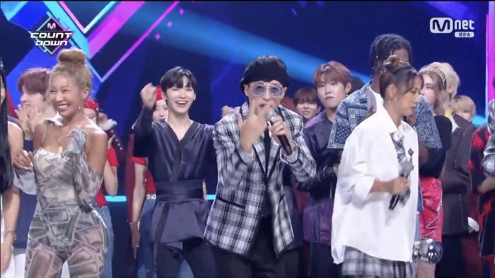Đánh bại Jeon Somi, SSAK3 thắng cúp đầu tiên: Teen Top, Jessi - AB6IX và loạt idol quẩy banh sân khấu cùng Lee Hyori - Bi Rain - Ảnh 11