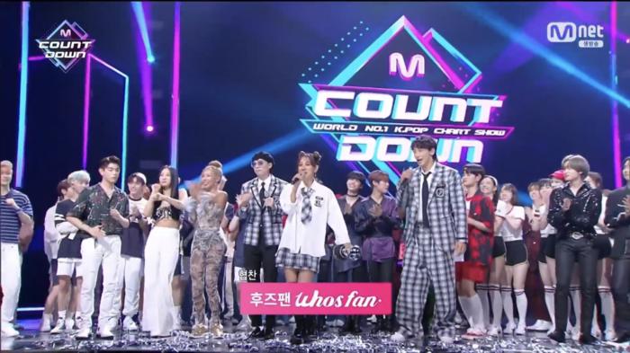 Đánh bại Jeon Somi, SSAK3 thắng cúp đầu tiên: Teen Top, Jessi - AB6IX và loạt idol quẩy banh sân khấu cùng Lee Hyori - Bi Rain - Ảnh 13
