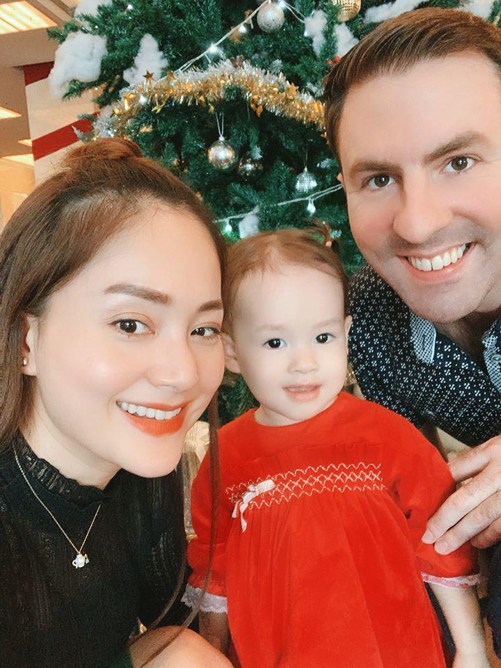 5 nhóc tỳ con lai cực đáng yêu của sao Việt, bé thứ 3 khiến ai cũng để ý - Ảnh 3