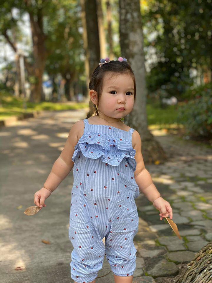 5 nhóc tỳ con lai cực đáng yêu của sao Việt, bé thứ 3 khiến ai cũng để ý - Ảnh 5