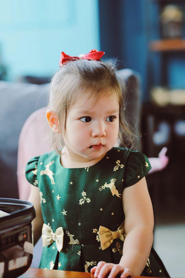 5 nhóc tỳ con lai cực đáng yêu của sao Việt, bé thứ 3 khiến ai cũng để ý - Ảnh 6