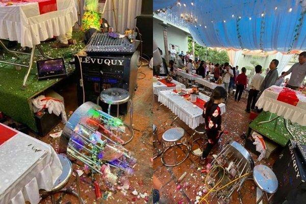 Hé lộ lý do chú rể ở Vĩnh Phúc nổi giận với bố trong đám cưới chỉ vì không mời được rượu đấng sinh thành - Ảnh 2