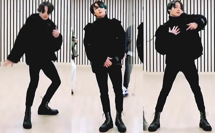 Jung Kook (BTS) vào top trending nhờ chân dài 'cực phẩm' - Ảnh 1