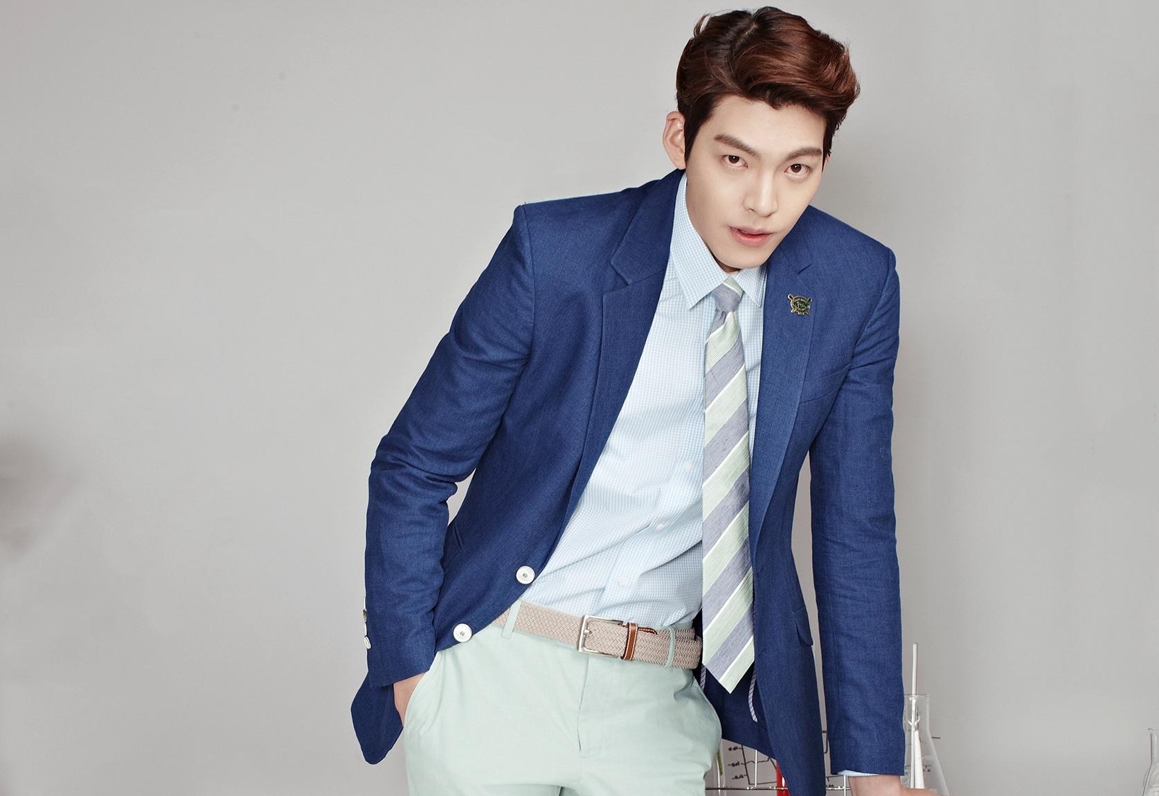 Vượt qua bạo bệnh, Kim Woo Bin rời công ty quản lý gắn bó 8 năm để về cùng 'nhà' với bạn gái Shin Min Ah - Ảnh 1