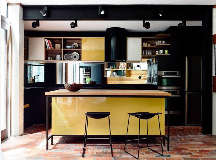 12 thiết kế căn bếp hiện đại đẹp sang trọng và gọn gàng - Ảnh 8