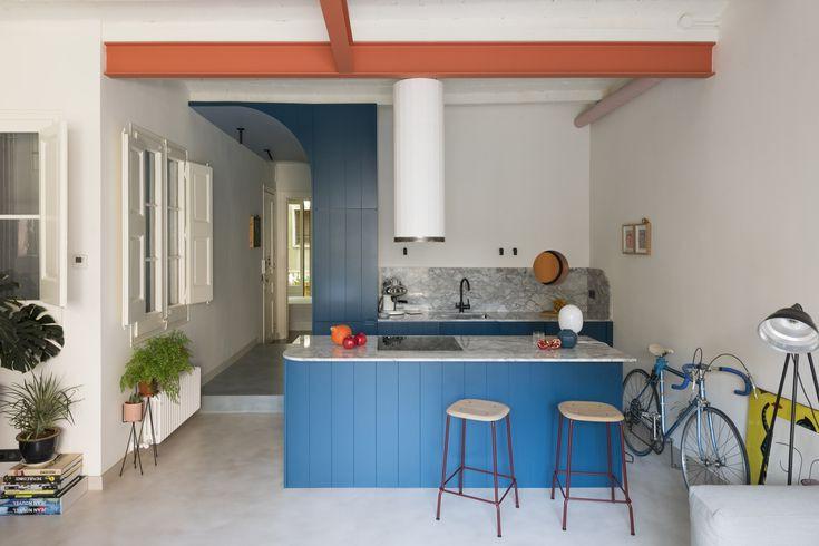 12 thiết kế căn bếp hiện đại đẹp sang trọng và gọn gàng - Ảnh 9