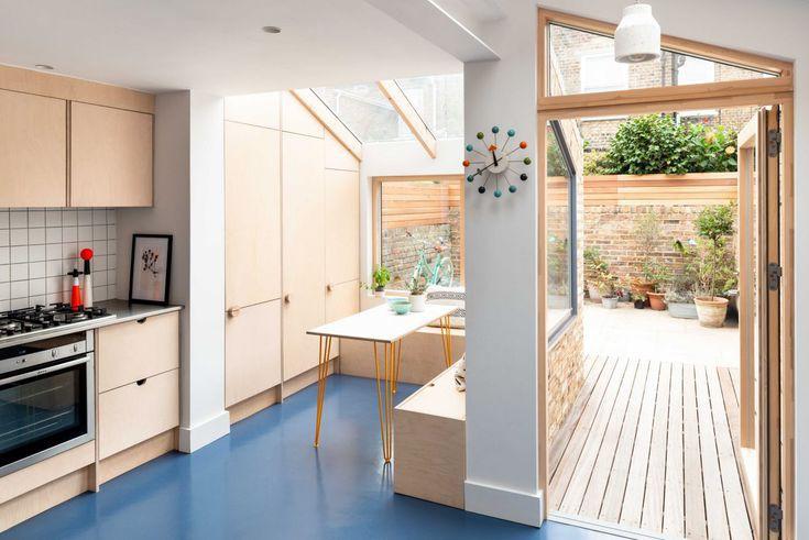 12 thiết kế căn bếp hiện đại đẹp sang trọng và gọn gàng - Ảnh 10