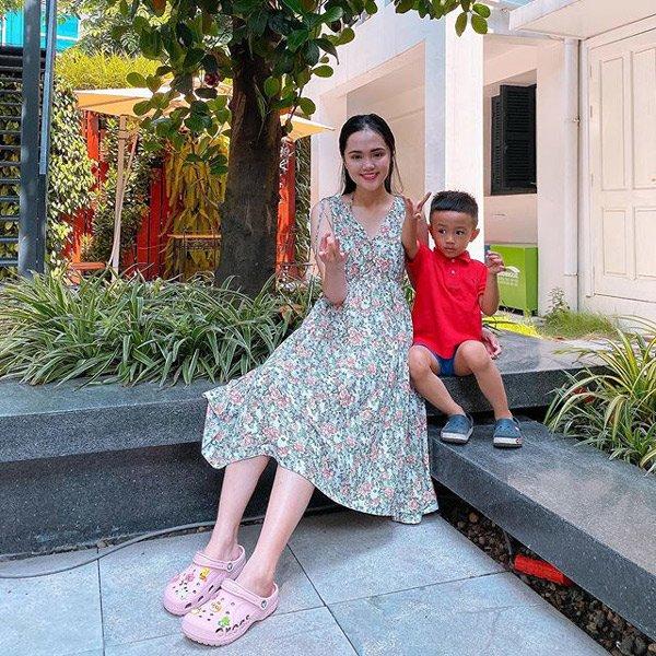 Bất ngờ trước cuộc sống thay đổi 'một trời một vực' của Quỳnh Anh sau khi cưới Duy Mạnh - Ảnh 9