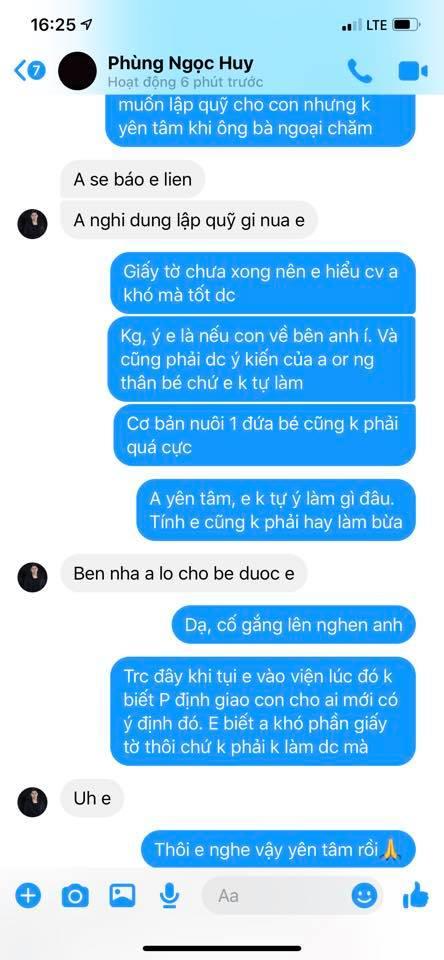 Vy Oanh từng xin nuôi bé Lavie, bây giờ mới hiểu tại sao Mai Phương không đồng ý - Ảnh 3