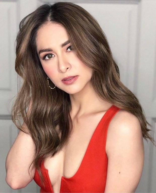 Hết thời phát phì sau sinh, mỹ nhân đẹp nhất Philippines tự tin diện bratop khoe cơ bụng săn chắc - Ảnh 2