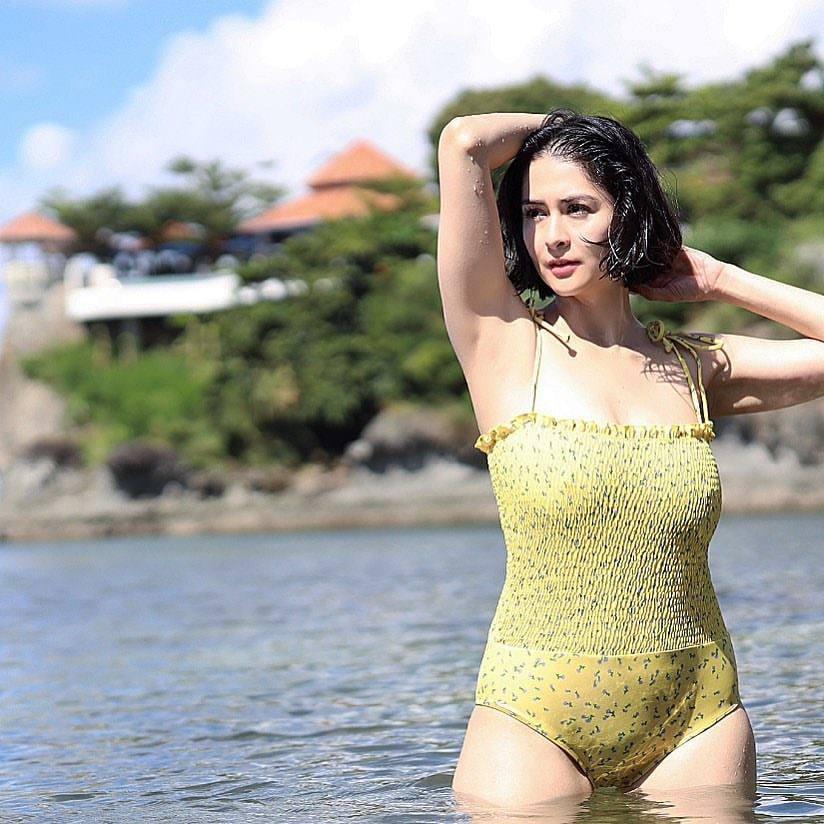 Hết thời phát phì sau sinh, mỹ nhân đẹp nhất Philippines tự tin diện bratop khoe cơ bụng săn chắc - Ảnh 3