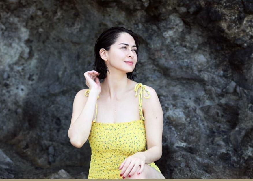 Hết thời phát phì sau sinh, mỹ nhân đẹp nhất Philippines tự tin diện bratop khoe cơ bụng săn chắc - Ảnh 4
