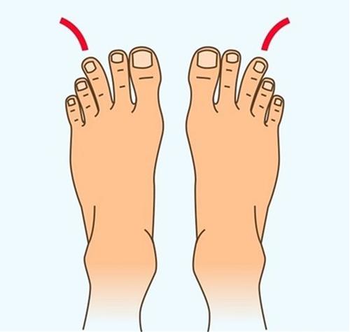 Xòe bàn chân ra để xem: Ngón chân dài ngắn sẽ tiết lộ cực chuẩn tương lai của bạn sang hay hèn - Ảnh 3