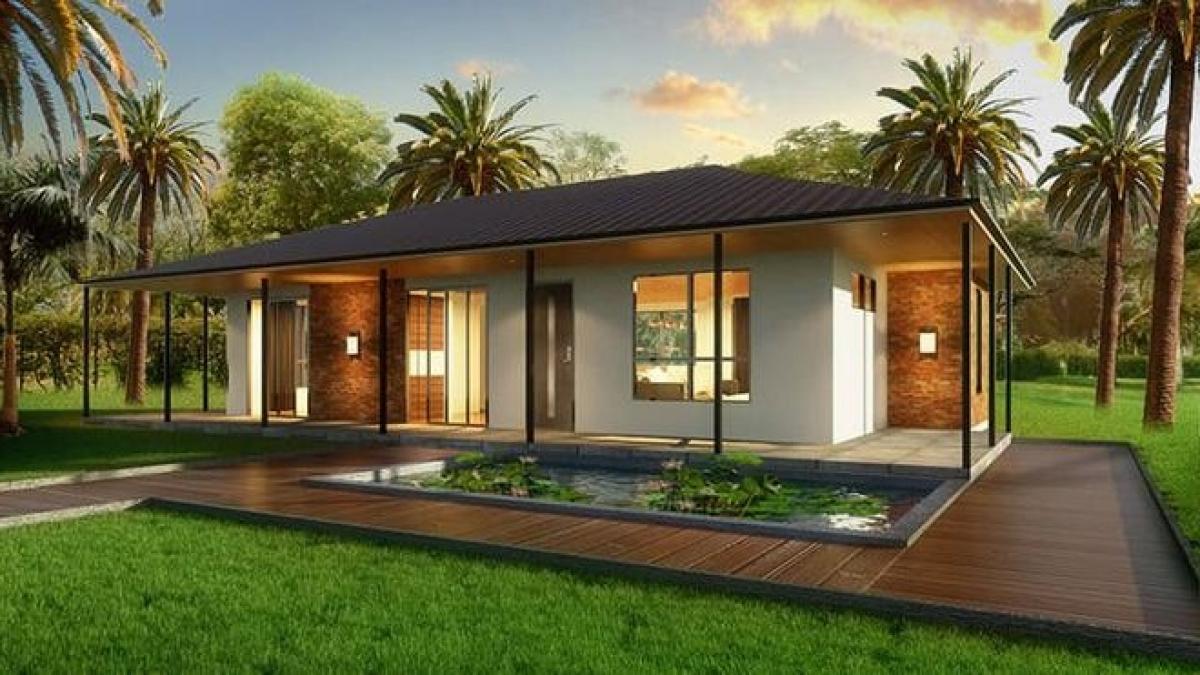 Chỉ cần bỏ ra 50 triệu đồng là đã có thể sở hữu một ngôi nhà đẹp mê ly - Ảnh 1