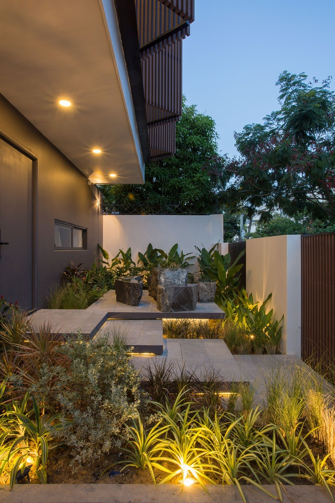 Ngôi nhà tràn ngập nắng và gió tại Đà Nẵng - Ảnh 11