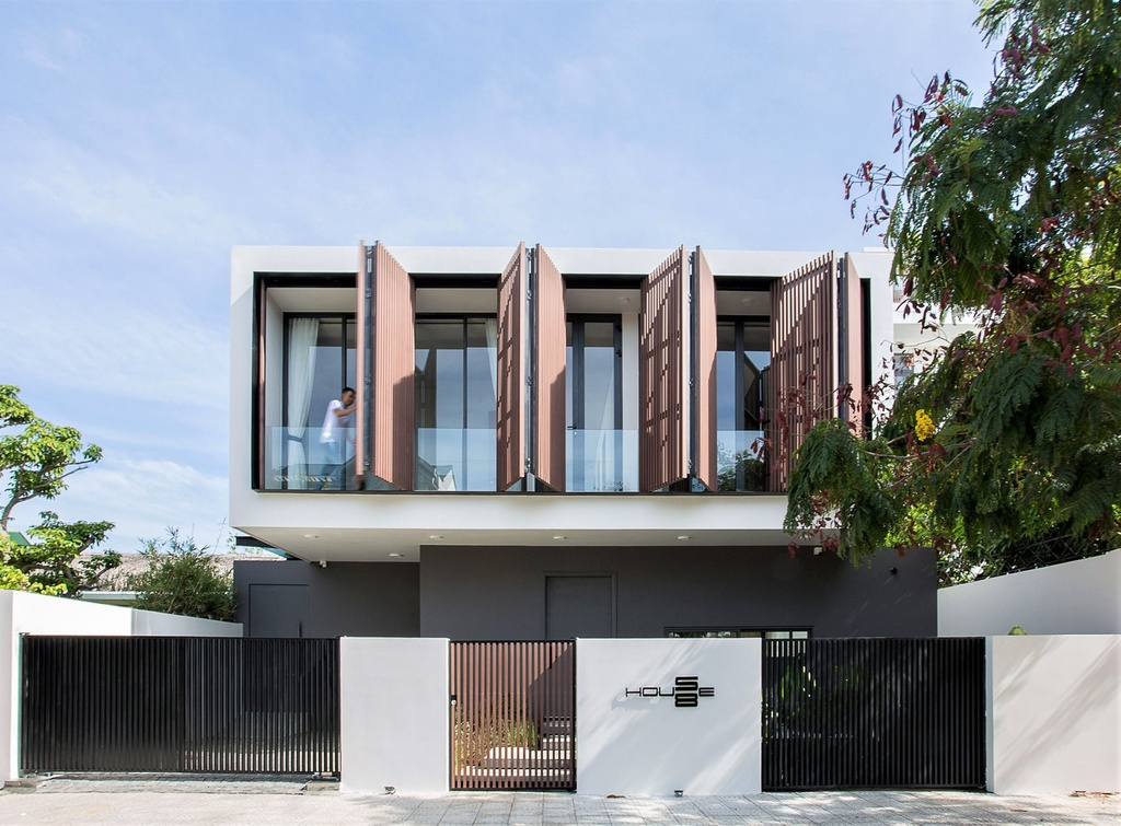 Ngôi nhà tràn ngập nắng và gió tại Đà Nẵng - Ảnh 1