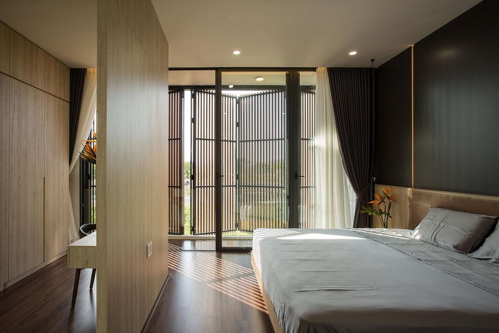 Ngôi nhà tràn ngập nắng và gió tại Đà Nẵng - Ảnh 8