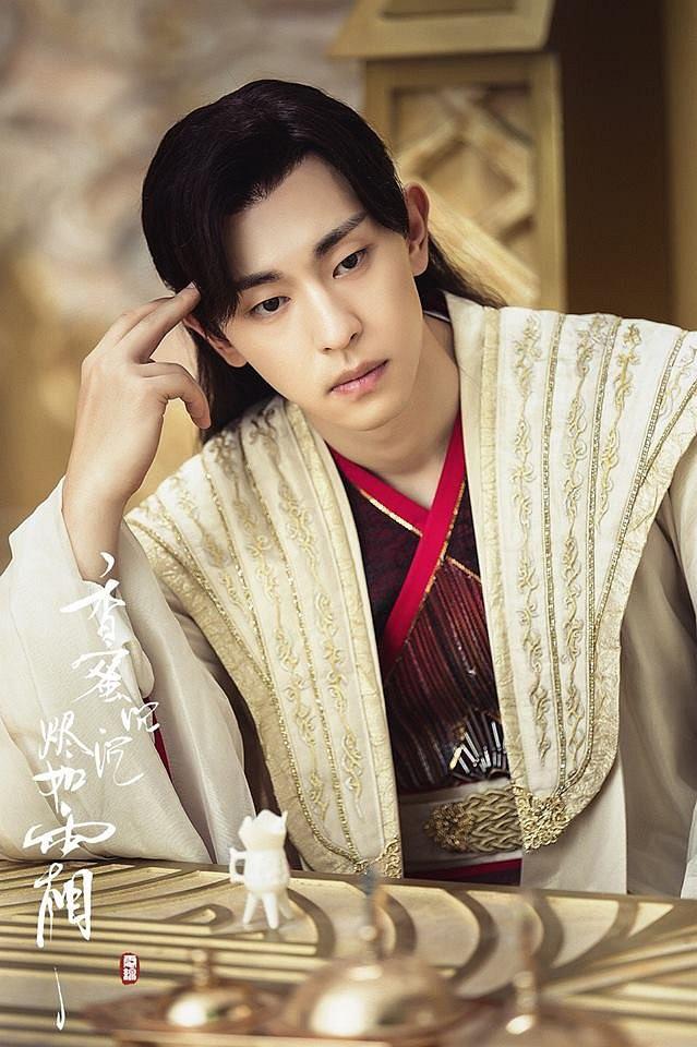 Những mỹ nam Hoa ngữ có tạo hình cổ trang đẹp 'hút hồn', khiến khán giả 'yêu từ cái nhìn đầu tiên' - Ảnh 1