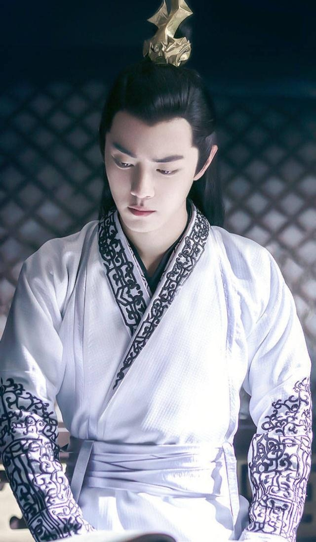 Những mỹ nam Hoa ngữ có tạo hình cổ trang đẹp 'hút hồn', khiến khán giả 'yêu từ cái nhìn đầu tiên' - Ảnh 5