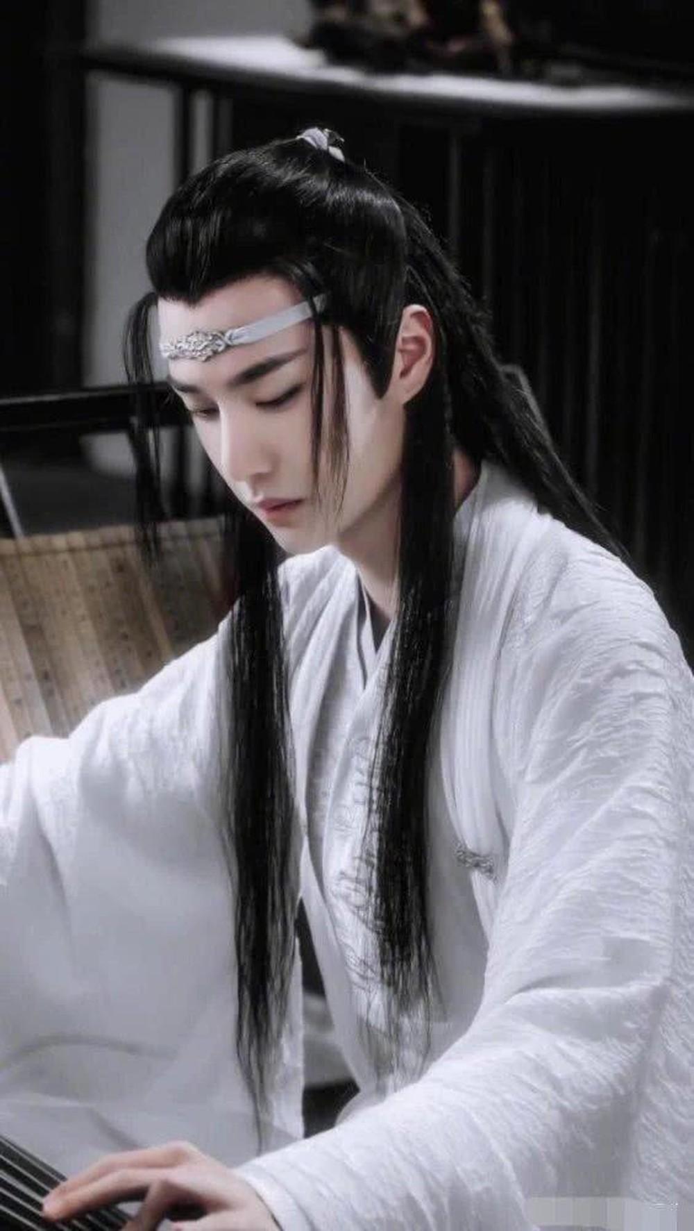 Những mỹ nam Hoa ngữ có tạo hình cổ trang đẹp 'hút hồn', khiến khán giả 'yêu từ cái nhìn đầu tiên' - Ảnh 6