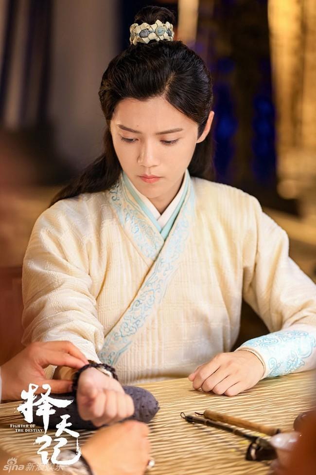 Những mỹ nam Hoa ngữ có tạo hình cổ trang đẹp 'hút hồn', khiến khán giả 'yêu từ cái nhìn đầu tiên' - Ảnh 13