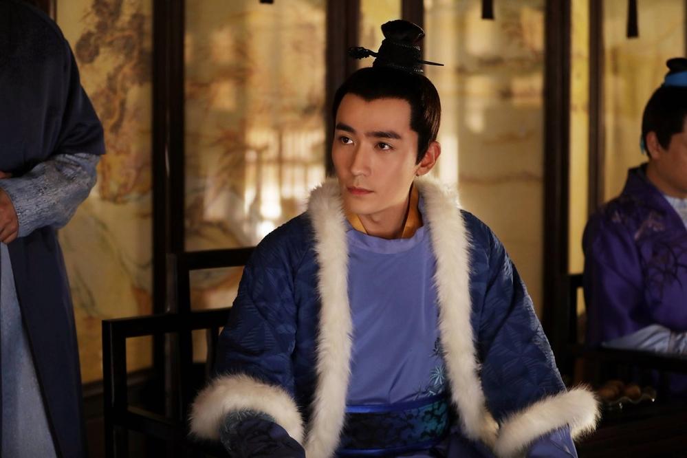 Những mỹ nam Hoa ngữ có tạo hình cổ trang đẹp 'hút hồn', khiến khán giả 'yêu từ cái nhìn đầu tiên' - Ảnh 7