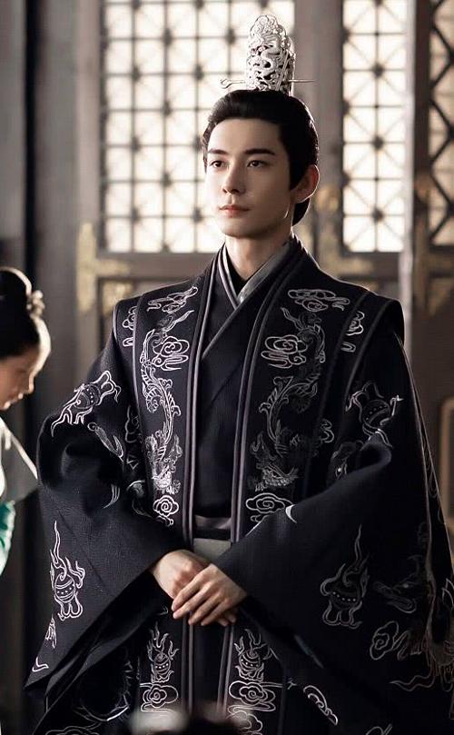Những mỹ nam Hoa ngữ có tạo hình cổ trang đẹp 'hút hồn', khiến khán giả 'yêu từ cái nhìn đầu tiên' - Ảnh 8