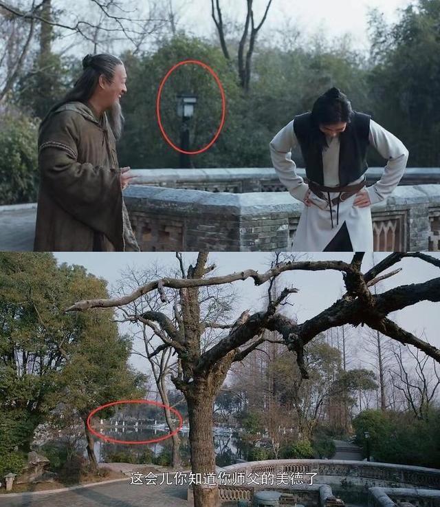 Sạn dễ thấy trong các phim cổ trang Trung Quốc mới nhất - Ảnh 11
