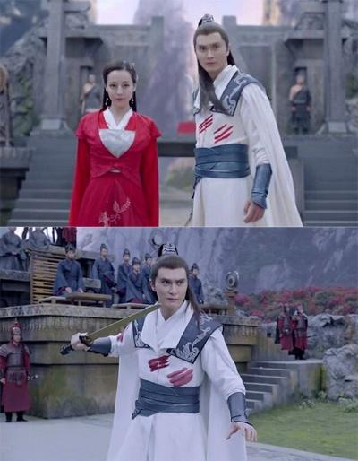 Sạn dễ thấy trong các phim cổ trang Trung Quốc mới nhất - Ảnh 17