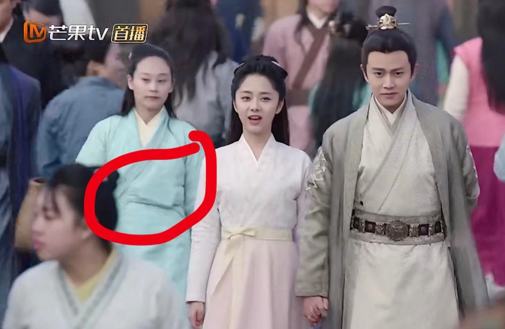 Sạn dễ thấy trong các phim cổ trang Trung Quốc mới nhất - Ảnh 4