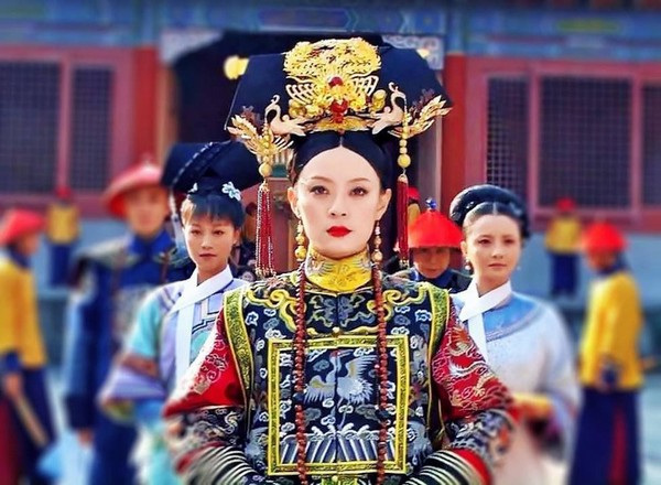 Xa Thi Mạn, Tuyên Huyên và những phi tần lắm mưu nhiều kế nhất màn ảnh Hoa ngữ - Ảnh 11