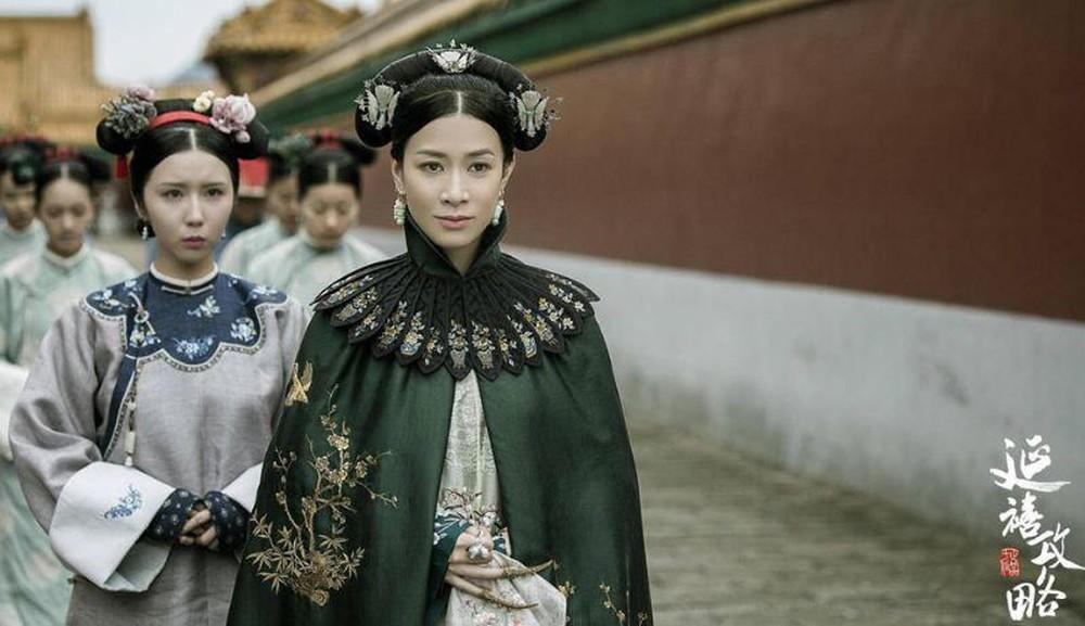 Xa Thi Mạn, Tuyên Huyên và những phi tần lắm mưu nhiều kế nhất màn ảnh Hoa ngữ - Ảnh 2